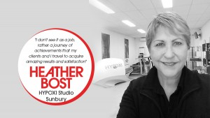 Heather at Hypoxi